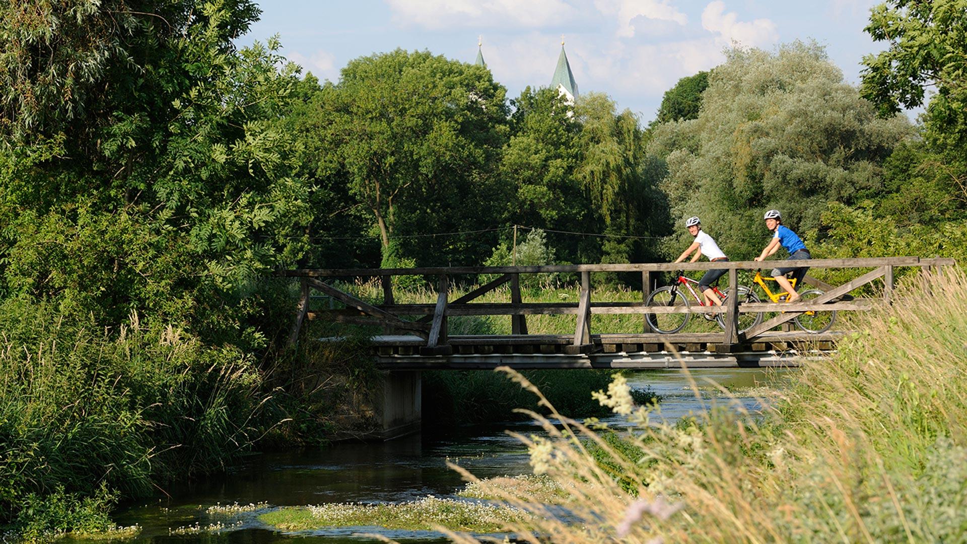 Der Landkreis Freising bietet naturlandschaftliche Reize in unterschiedlichen Schutzgebieten.