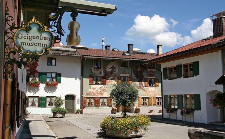 Geigenbaumuseum In Mittenwald 1