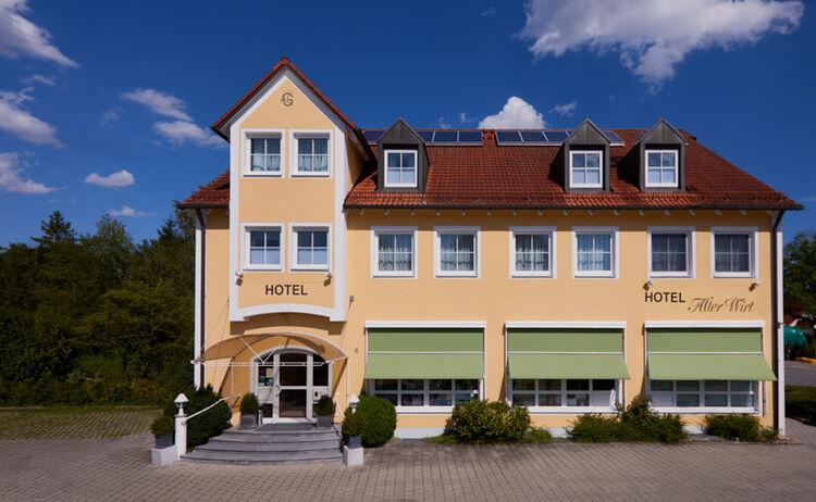 Hotel Alter Wirt In Hallbergmoos 1