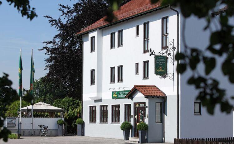 Hotel Restaurant Landshuter Hof In Landshut 1