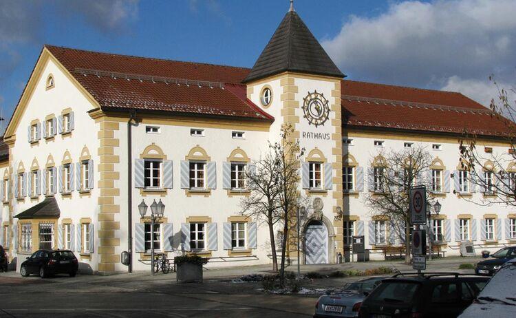 Rathaus Geretsried 1 Copy